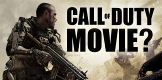 call of duty movie coming on the screen soon