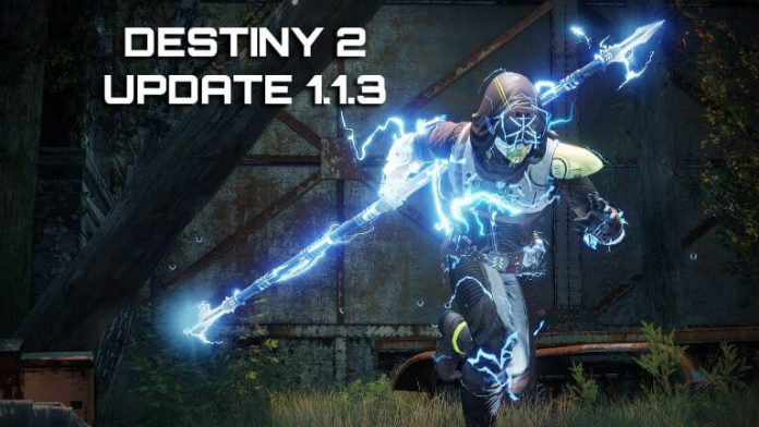 destiny 2 update 1 2 3