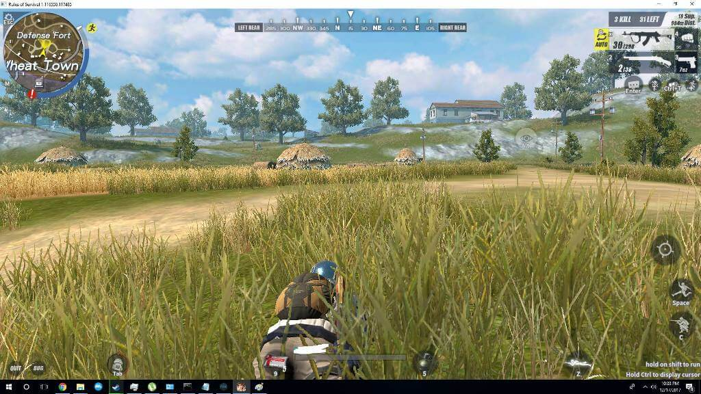 rules of survival battle royale gameplay