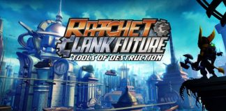 Ratchet & Clank Tools of Destruction review