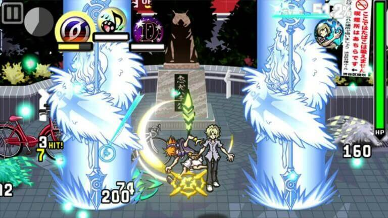 The-World-Ends-With-You-Combat-screen