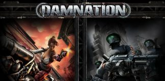 damnation video game story gameplay review