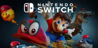 nintendo switch new sales record march 2018