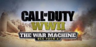 Call of Duty WW2 - The War Machine DLC Review