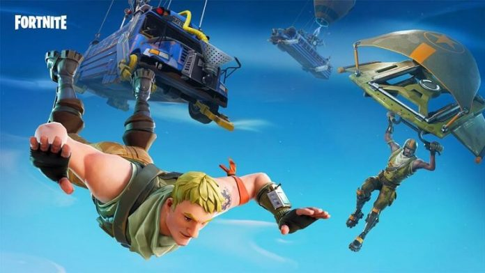 fortnite battle royale twitter end of the game