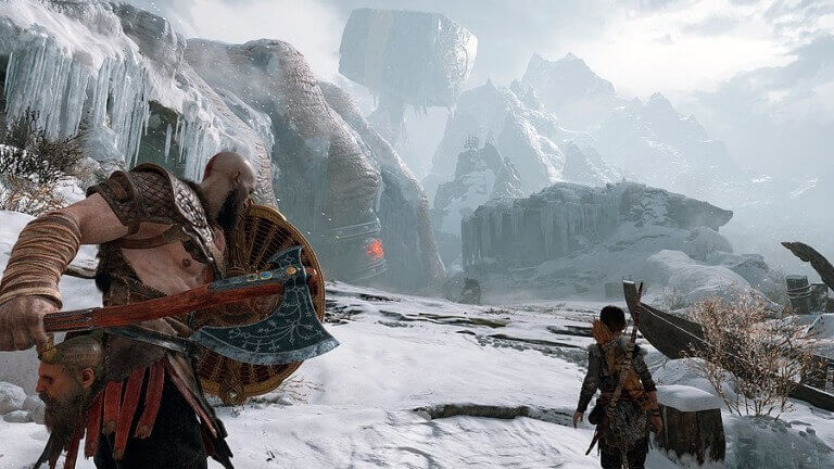 god-of-war-kratos-and-son-gameplay-screen