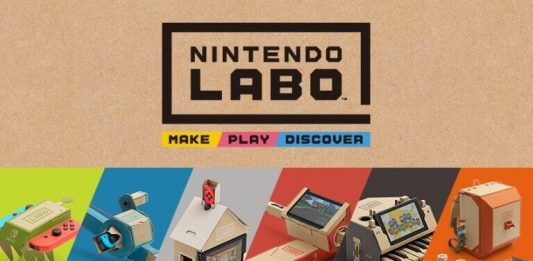nintendo labo variety and robot kit review