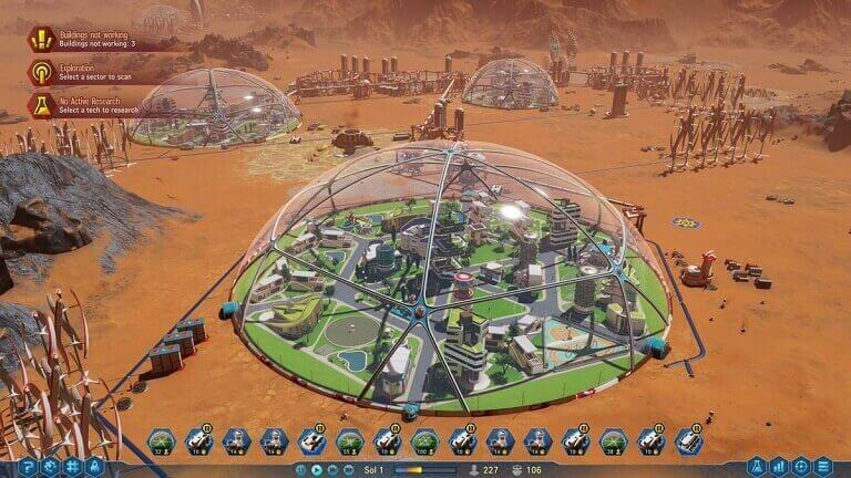 surviving-mars-in-game-menu-screen
