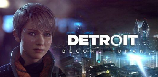 Detroit Become Human preview
