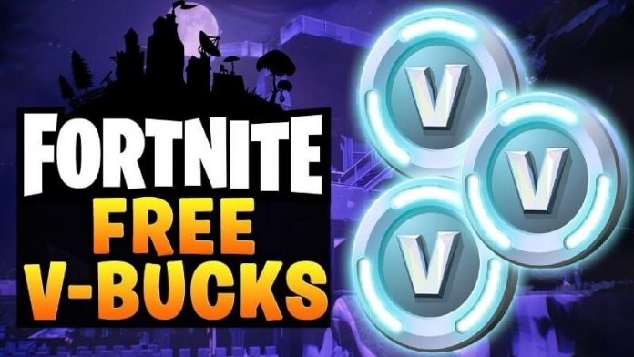 fortnite free v-bucks hack for mobile and pc