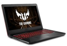 1. ASUS FX504 Thin & Light TUF Gaming Laptop, 15.6 Full HD, 8th Gen Intel Core i7-8750H Processor, GeForce GTX 1050 Ti, 8GB DDR4