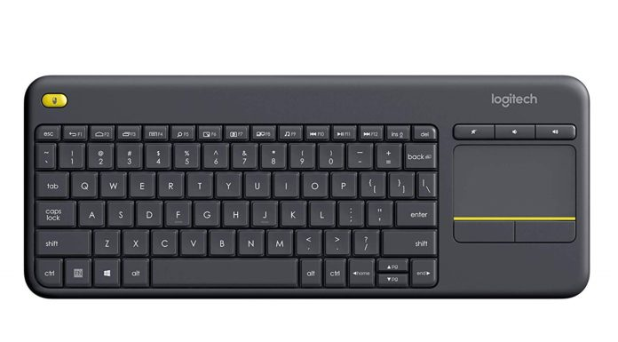1.Logitech-K400-Plus-Wireless-Touch-TV-Keyboard-with-Easy-Media-Control-and-Built-in-Touchpad