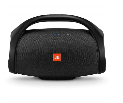 10.JBL-Boombox-Portable-Bluetooth-Waterproof-Speaker-Black