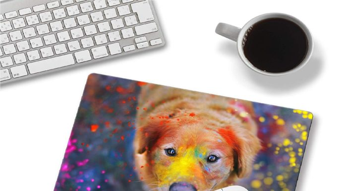 10.Shalysong-Colorful-dog-mouse-pad-custom-gaming-mouse-pad-Personalized-design-cute-funny-dogs-Size-9.5x7.9