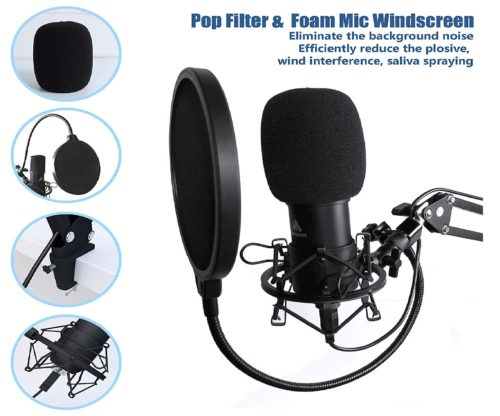 10.USB-Microphone-Kit-192KHZ24BIT-Plug-Play-MAONO-AU-A04-USB-Computer-Cardioid-Mic-Podcast-Condenser-Microphone-with-Professional-Sound-Chipset-for-PC..