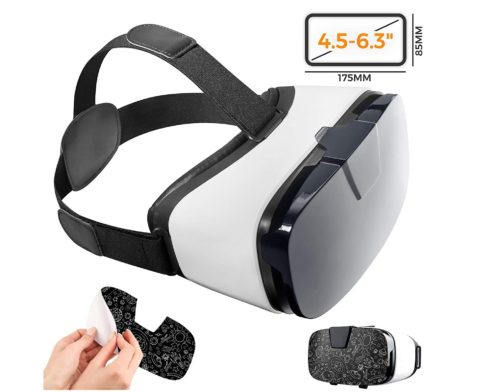 11. digib Virtual Reality Goggles for iPhone & Android Phones