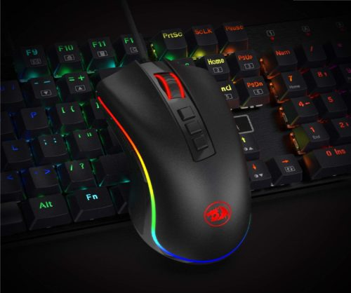 11.Redragon-M711-Cobra-Gaming-Mouse-with-16.8-Million-RGB-Color-Backlit-10000-DPI-Adjustable-Comfortable-Grip-7-Programmable-Buttons