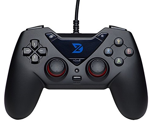 12. ZD-C Wired Gaming Controller USB Gamepad for PC