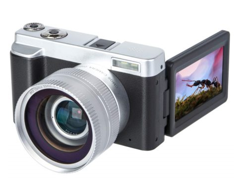 12.Digital-Camera-Video-Camera-Vlogging-YouTube-Recorder-HD1080P-30FPS-24.0MP-3.0-Inch-Flip-Screen-16X-Digital-Zoom-WiFi-Camera-with-Wide-Angle-Lens-and-2.