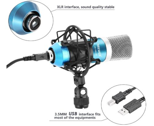 12.Neewer-USB-Microphone-for-Windows-and-Mac-with-Suspension-Scissor-Arm-Stand-Shock-Mount-and-Table-Mounting-Clamp-Kit-for-Broadcasting-and-Sound-Recording....