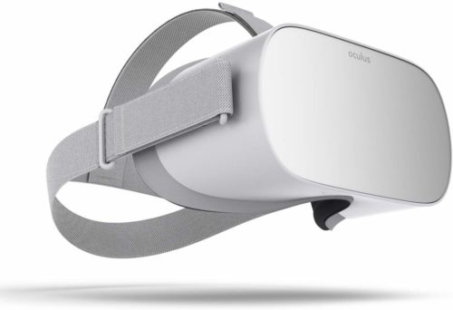 2. Oculus Go Standalone Virtual Reality Headset