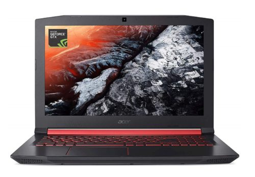 3. Acer Nitro 5 Gaming Laptop, Intel Core i5-7300HQ, GeForce GTX 1050 Ti