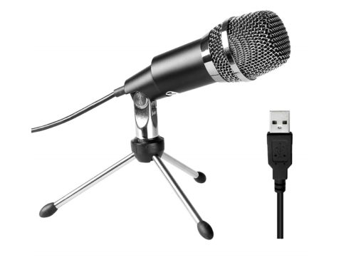 3.FIFINE-USB-Microphone-Plug-Play-Home-Studio-USB-Condenser-Microphone-for-Skype-Recordings-for-YouTube-Google-Voice-Search-GamesWindows-Mac-K668