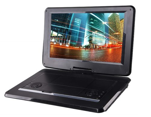 3.Sylvania-15.6-Inch-Swivel-Screen-Portable-DVD-Player-with-USB-SD-Card-Slot-Rechargeable-Battery