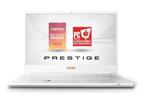 4. MSI P65 Creator 8RF-450US Ultra Thin Productivity, Gaming Laptop