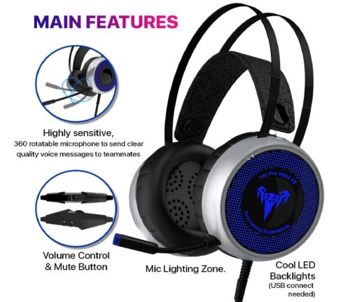 4.Newest-2019-Gaming-Headset-for-Xbox-One-S-PS4-PC-with-LED-Soft-Breathing-Earmuffs-Adjustable-Microphone-Comfortable-Mute-Volume-Control-3.5mm..