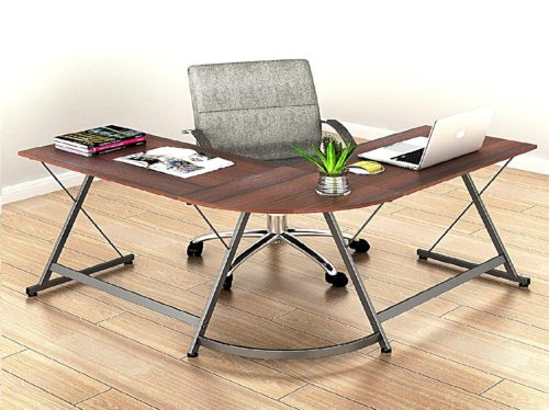 4.SHW-L-Shaped-Home-Office-Corner-Desk-Wood-Top-Walnu