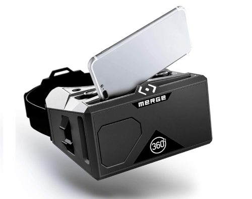 5. Merge AR,VR Headset - Augmented and Virtual Reality Goggles, STEM Product