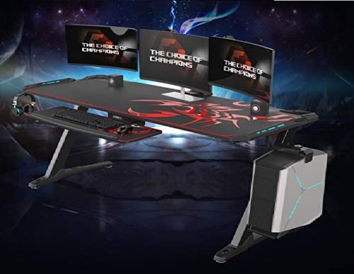 6.Eureka-Ergonomic-Z60-Gaming-Desk-60-inches-Z-Shaped-Computer-Gaming-Desk-Office-PC-Computer-Tables-with-RGB-LED-Lights-Large-Mousepad-for-E-Sport-Gamer...