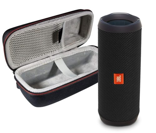 8.JBL-Flip-4-Portable-Bluetooth-Wireless-Speaker-Bundle-with-Protective-Travel-Case-Black