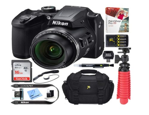 8.Nikon-COOLPIX-B500-16MP-40x-Optical-Zoom-Digital-Camera-wBuilt-in-Wi-Fi-NFC-Bluetooth-Black-16GB-SDHC-Accessory-Bundle.