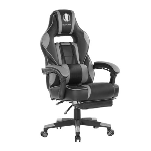 9. KILLABEE Reclining Memory Foam Racing Gaming Chair - Ergonomic High-Back Racing Computer Desk Office Chair