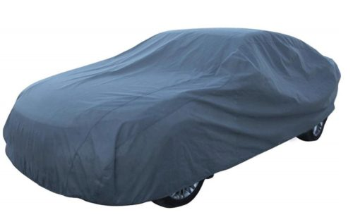 1. Leader Accessories Car Cover UV Protection Basic Guard 3 Layer Breathable Dust Proof Universal Fit Full Car Cover Up To 200- Best Car Covers- best Car Covers