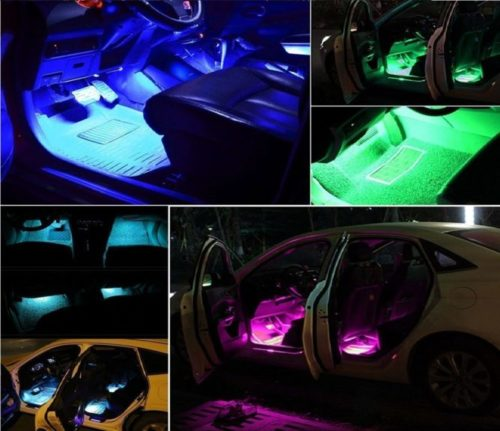 10.Adecorty-Car-LED-Strip-Light-4pcs-48-LED-DC-12V-Multicolor-Music-Car-Interior-Light-LED-Under-Dash-Lighting-Kit-with-Sound-Active-Function-and-Wireless