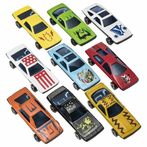 11. Prextex 100 Pc Die Cast Toy Cars Party Favors Easter Eggs Filler or Cake Toppers Stocking Stuffers Cars Toys for Kids