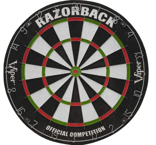 11.Viper-Razorback-Official-Competition-Bristle-Steel-Tip-Dartboard-Set-with-Staple-Free-Razor-Thin-Metal-Spider-Wire-for-Increased-Scoring-Reduced-Bounce