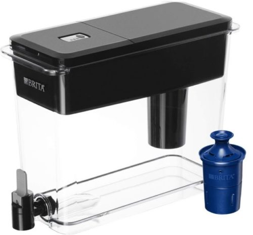 13.Brita-Extra-Large-18-Cup-Filtered-Water-Dispenser-with-1-Longlast-Filter-Reduces-Lead-BPA-Free-–-Ultramax-Jet-Black.
