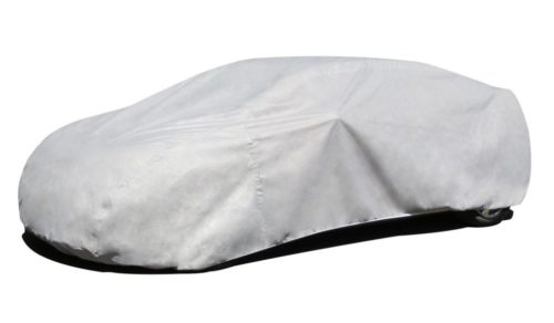 2. Budge B-4 Grey Size 4 Fits 19' Long Car Cover