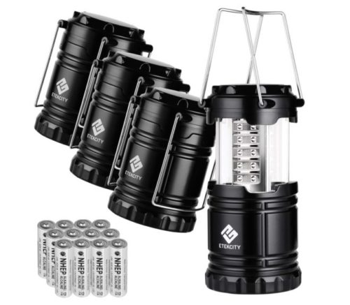 2.Etekcity-4-Pack-Portable-LED-Camping-Lantern-with-12-AA-Batteries-Survival-Kit-for-Emergency-Hurricane-Power-Outage-Black-Collapsible