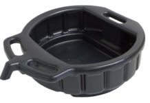 2.Lisle-17942-Black-Plastic-4.5-Gallon-Drain-Pan