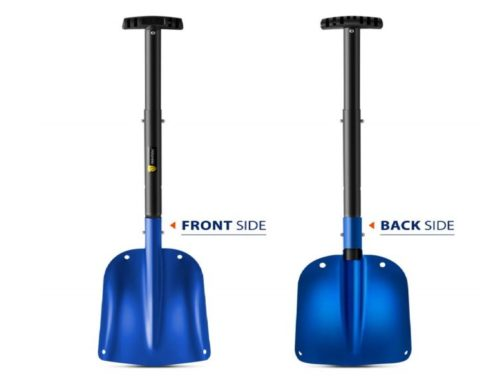 3.ORIENTOOLS-Snow-Shovel-with-3-Piece-Collapsible-Design-Aluminum-Lightweight-Sport-Utility-Shovel-26'-32'-Portable-and-Adjustable-Snow-Shovel-for-Car