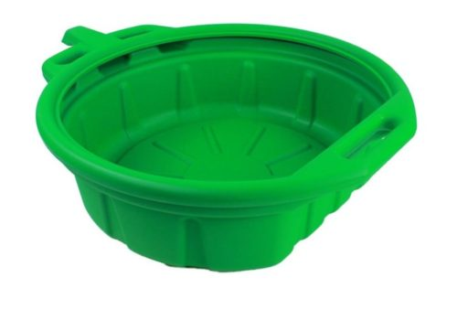 5.Capri-Tools-CP21023-Portable-Oil-Drain-Pan-Anti-Freeze-Green