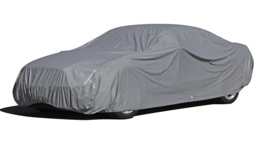 6. OxGord Executive Storm-Proof Car Cover - 100 Water-Proof 7 Layers -Developed for Any All Conditions - Ready-Fit Semi Glove Fit