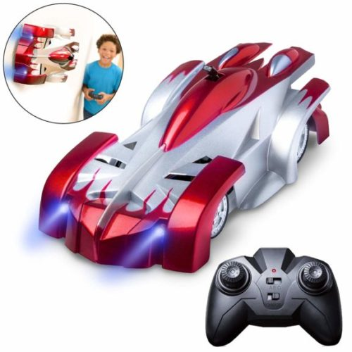 7. Force1 Remote Control Car Gravity Defying RC Car - RC Cars for Kids and Adults, Race Car Boys Toys for Floor or Wall