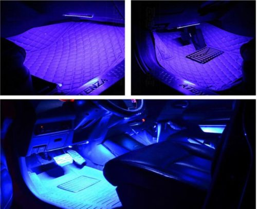 7.Car-LED-Strip-Light-EJs-SUPER-CAR-4pcs-36-LED-Car-Interior-Lights-Under-Dash-Lighting-Waterproof-KitAtmosphere-Neon-Lights-Strip-for-CarDC-12VBlue