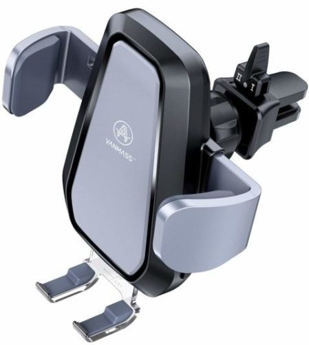 8. VANMASS Qi Wireless Car Charger Mount, Automatic Clamping, 10W,7.5W Fast Charging